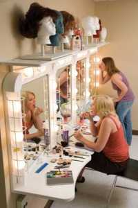 5-Light Make-Up Station