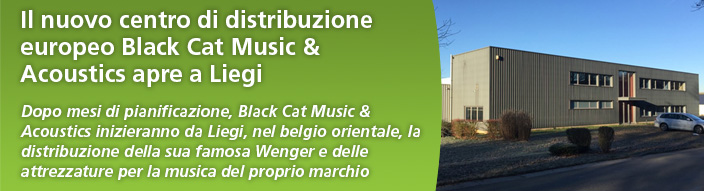 Black Cat Music Europe