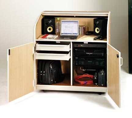 Stereo Workstation - Workstations - Mobili per tecnologia musicale ...