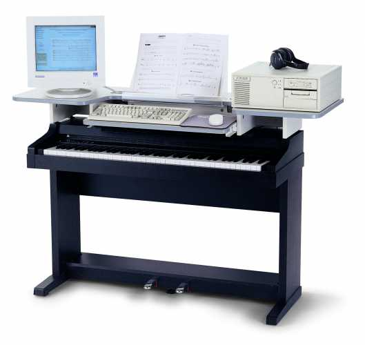 Class Piano Workstation - Workstations - Mobili per tecnologia ...